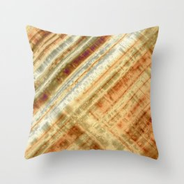 Sunset Subdivisions Throw Pillow