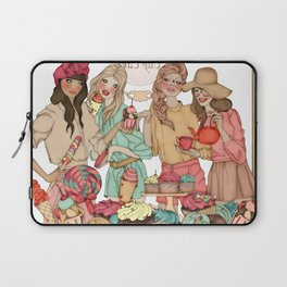 Sweet Temptation Laptop Sleeve