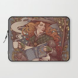 NOUVEAU FOLK WITCH Laptop Sleeve
