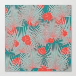 Sugar Lagoon Canvas Print