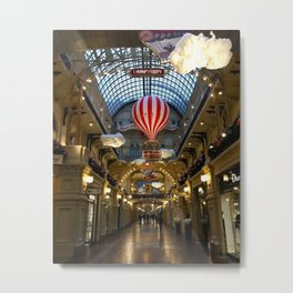 The Happy New Year Metal Print