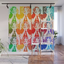 Color of Change Wall Mural