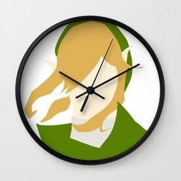 Link Legend of Zelda Wall Clock