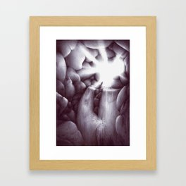 Illusioni Framed Art Print