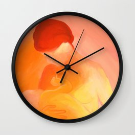 Maternity Wall Clock