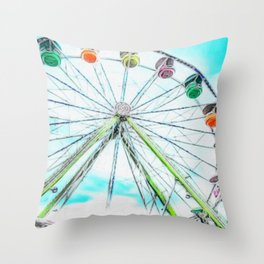 Every Day A Fair Throw Pillow