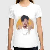 snk T-shirts featuring Smile by emametlo