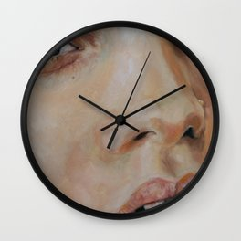 abbey-lee kershaw  Wall Clock