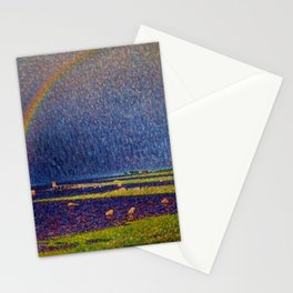 After the Storm (A New Tomorrow) Stationery Cards