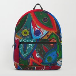Tribute to the Decedents of the Goddex Kunta Backpack