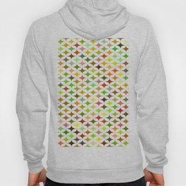 background multicolored star Hoody