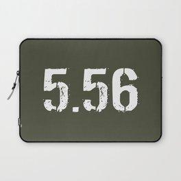 5.56 Ammo Laptop Sleeve