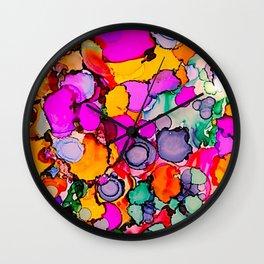 Color Blast! Wall Clock
