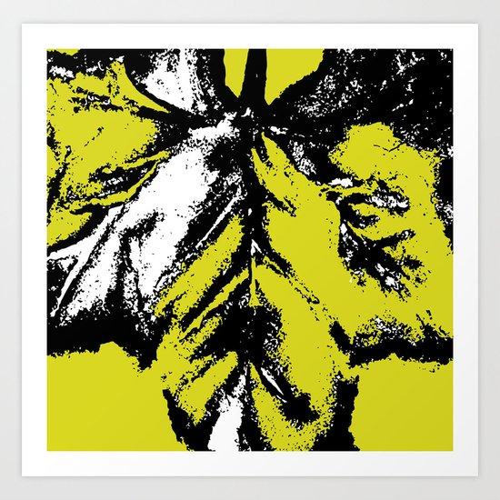 """Roots"" Art Print"