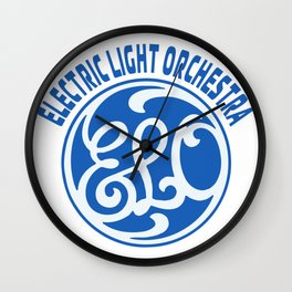 ELO - ELECTRIC LIGHT ORCHESTRA Wall Clock