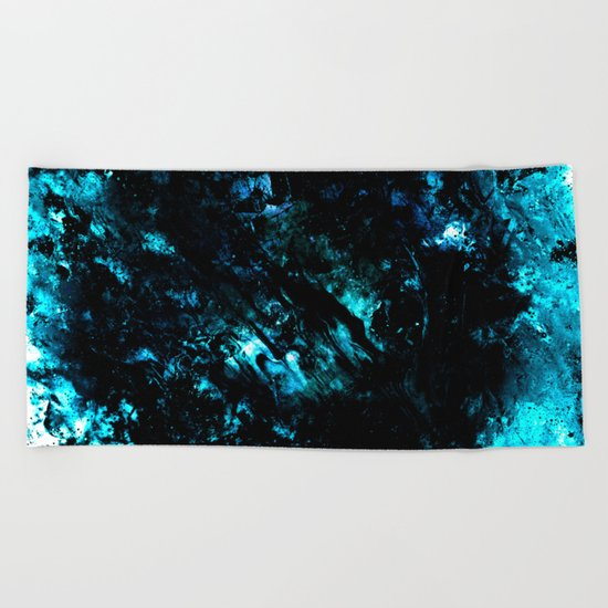 ο Pisces Beach Towel