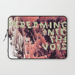 screaming into the void Laptop Sleeve