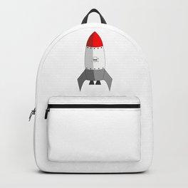 Explosive Rocket Backpack