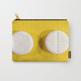 Yellow Rohypnol Carry-All Pouch