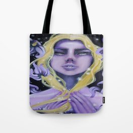 Deadly Nightshade Tote Bag
