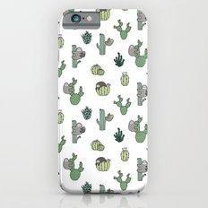 Cacti Sloths Slim Case iPhone 6s