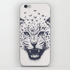 Nature´s Roar iPhone & iPod Skin