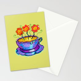 Vibrant Moments Stationery Cards