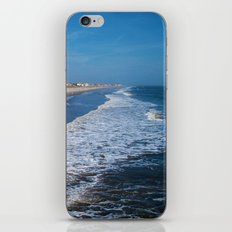 Folly Beach in Charleston - the other side iPhone & iPod Skin