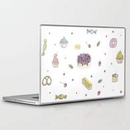 Sweet cake Laptop & iPad Skin