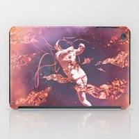 astronaut iPad Cases featuring Astronaut by Marianne Bousquet