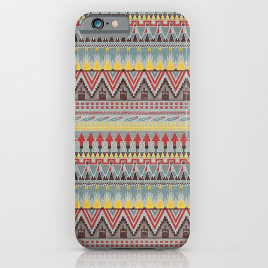WHISKY AZTEC  iPhone & iPod Case