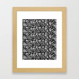 Joshua Tree Designs by CREYES Framed Art Print