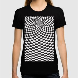 Squares On The Ball T-shirt