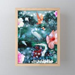 Mystical Morning Framed Mini Art Print