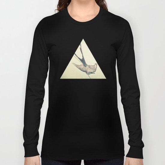 Bird Study #1 Long Sleeve T-shirt