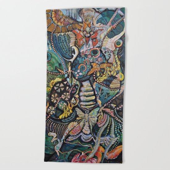 Phoenix Beach Towel