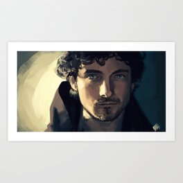 Athelstan Art Print