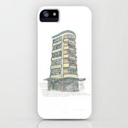 85 Victoria St. Wellington iPhone Case