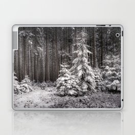 sheltered childhood Laptop & iPad Skin