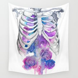 When Days Come to an End Wall Tapestry