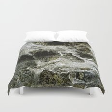 Marbled Duvet Cover