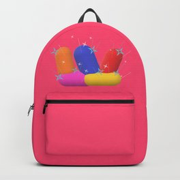 Minimal Crystals! Backpack