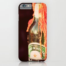 Candle wax in a Bottle Slim Case iPhone 6s
