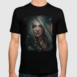 Cirilla - The Witcher T-shirt