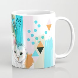 Hands Reversed Coffee Mug