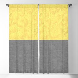 Concrete and Marble Illuminating and Ultimate Gray Blackout Curtain