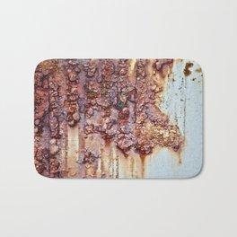 In Rust We Trust Bath Mat