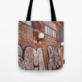 East Village Streets III Tote Bag