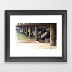 Embarcadero Framed Art Print