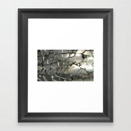 Storm Glass Framed Art Print